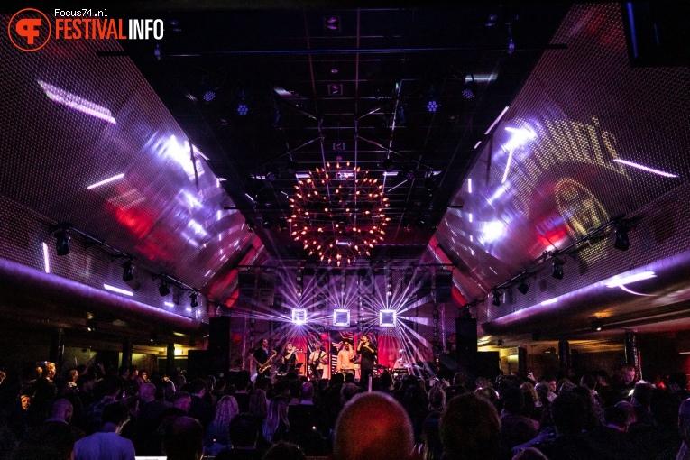Blackwave. op Eurosonic Noorderslag 2019 - Vrijdag foto
