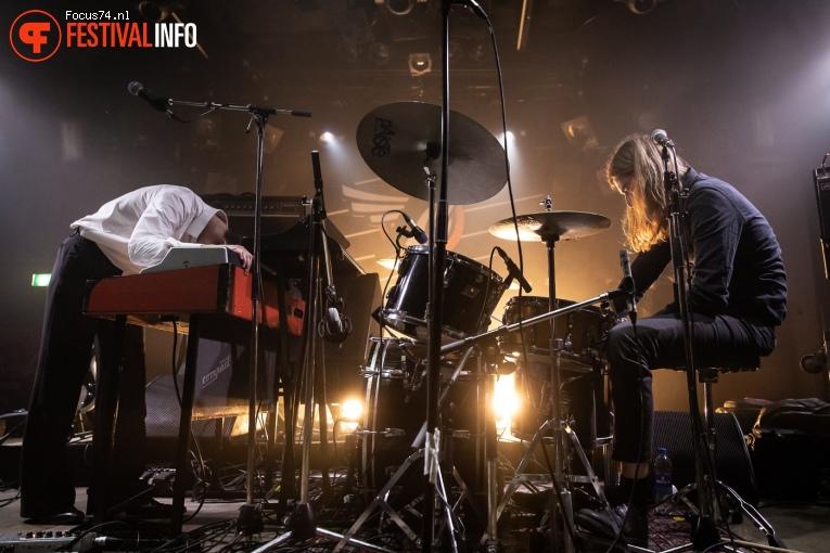The Psychotic Monks op Eurosonic Noorderslag 2019 - Vrijdag foto