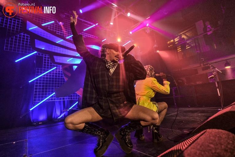 Fata Boom op Eurosonic Noorderslag 2019 - Zaterdag foto