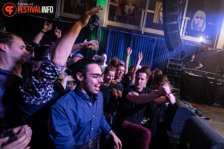 Ten Times A Million op Eurosonic Noorderslag 2019 - Zaterdag foto