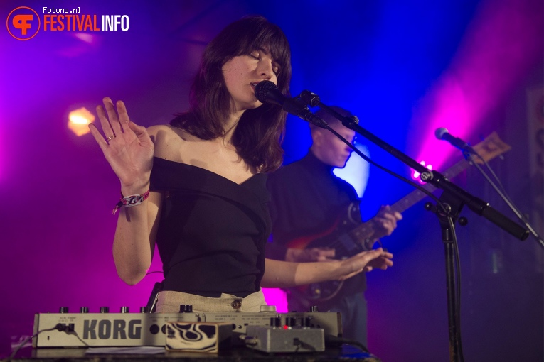 Donna Blue op Eurosonic Noorderslag 2019 - Zaterdag foto