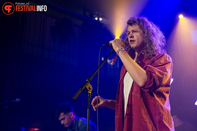 Kita Menari op Eurosonic Noorderslag 2019 - Zaterdag foto