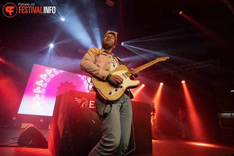 Foto Sam Feldt op Eurosonic Noorderslag 2019 - Zaterdag