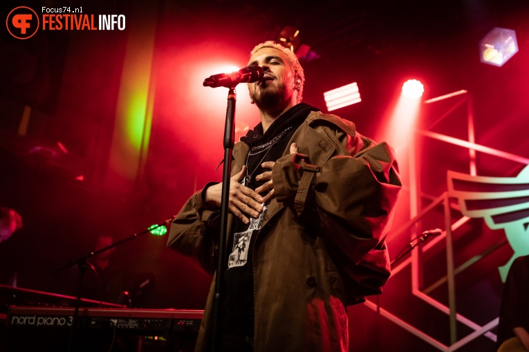 Fais op Eurosonic Noorderslag 2019 - Zaterdag foto