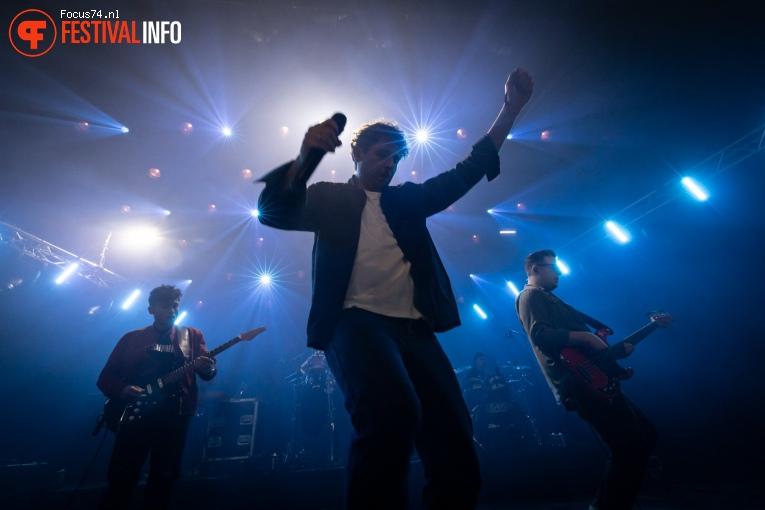 Foto Nielson op Eurosonic Noorderslag 2019 - Zaterdag