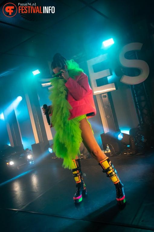 Famke Louise op Eurosonic Noorderslag 2019 - Zaterdag foto