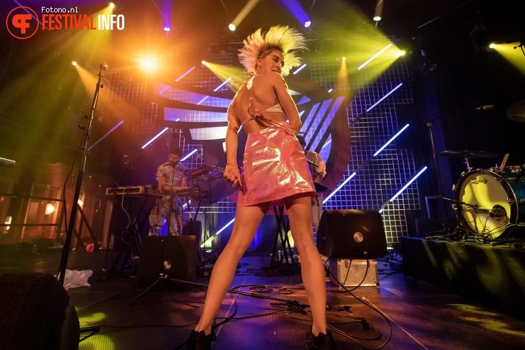 Sheila & the Kit op Eurosonic Noorderslag 2019 - Zaterdag foto
