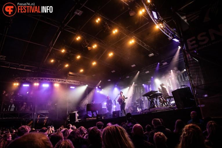 Douwe Bob op Eurosonic Noorderslag 2019 - Zaterdag foto