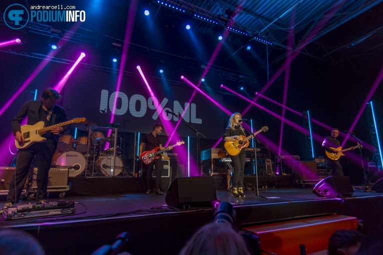 Foto Ilse DeLange op 100% NL Awards - 7/2 - The Box