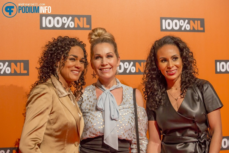 100% NL Awards - 7/2 - The Box foto