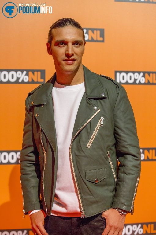 Ali B op 100% NL Awards - 7/2 - The Box foto