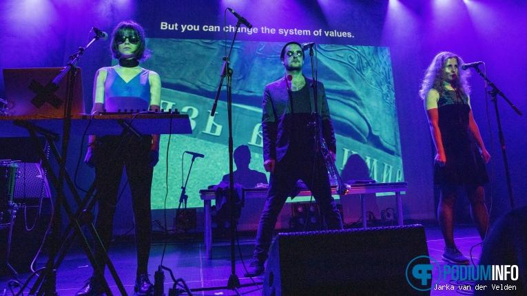 Foto Pussy Riot op Pussy Riot - 25/01 - Effenaar