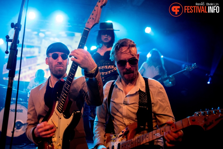 Reservoir Dogs Band op MOM FEST 2019 foto