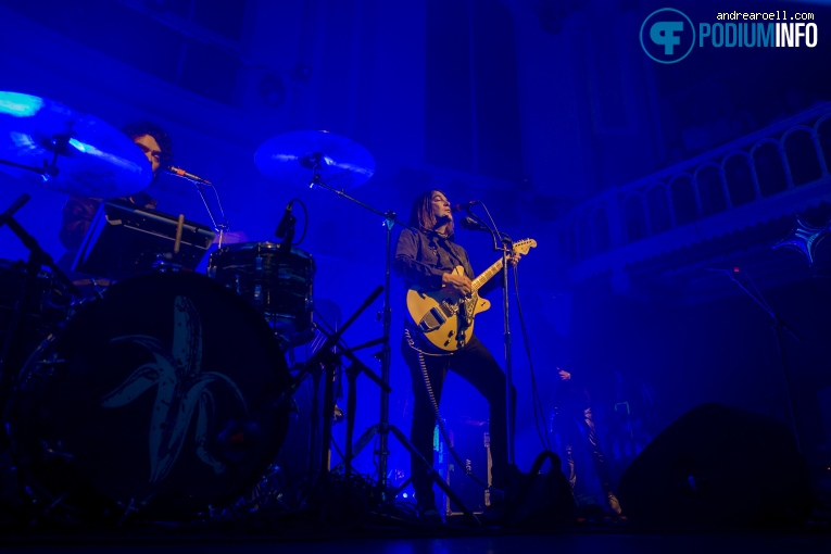 The Dandy Warhols op Dandy Warhols - 26/01 - Paradiso foto