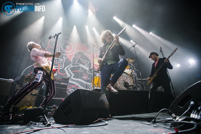Foto Claw Boys Claw op Triggerfinger Best of 20 years + friends - 03/02 - TivoliVredenburg