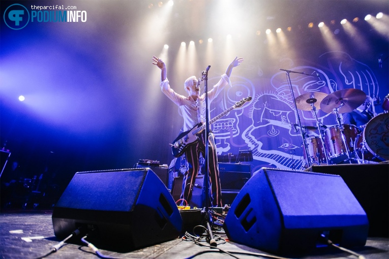 Triggerfinger op Triggerfinger Best of 20 years + friends - 03/02 - TivoliVredenburg foto