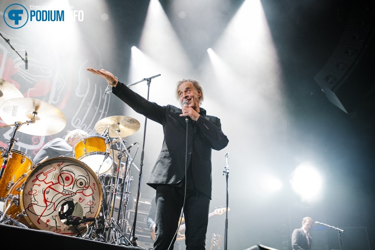 Claw Boys Claw op Triggerfinger Best of 20 years + friends - 03/02 - TivoliVredenburg foto