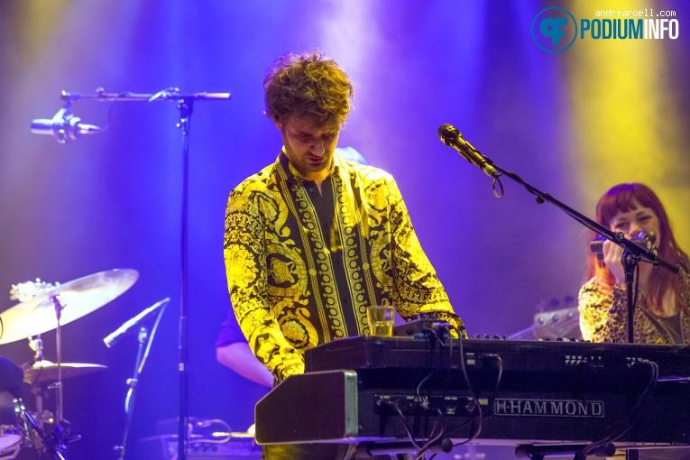 Thijs Boontjes Dans- en Showorkest op Thijs Boontjes Dans- en Showorkest - 15/02 - Melkweg foto