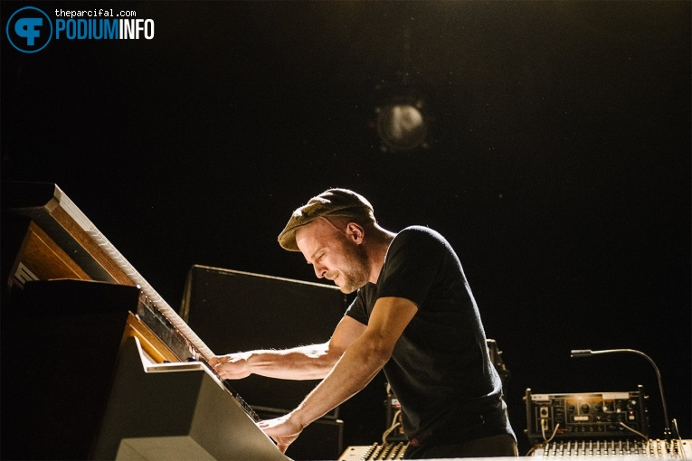 Nils Frahm op Nils Frahm - 15/02 - AFAS Live foto