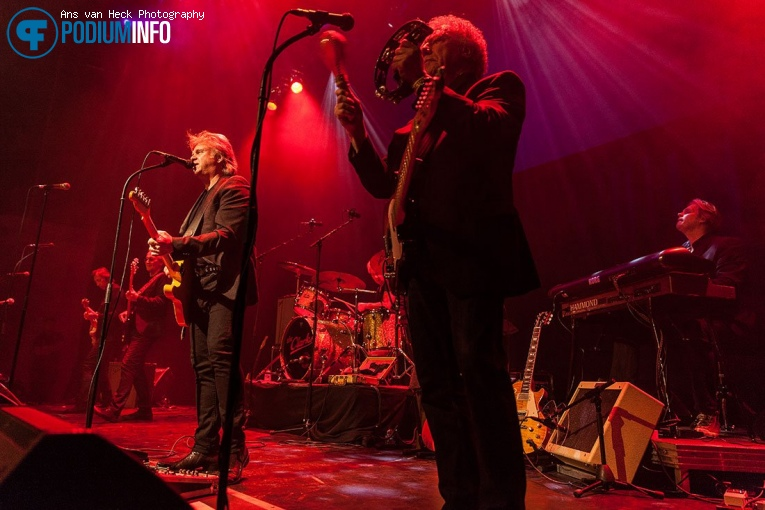 Johan Derksen op Johan Derksen Keeps The Blues Alive - 28/02 - Q-Factory foto