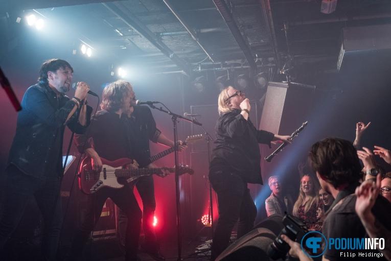 Foto 3J'S op 3J'S - 09/03 - Burgerweeshuis