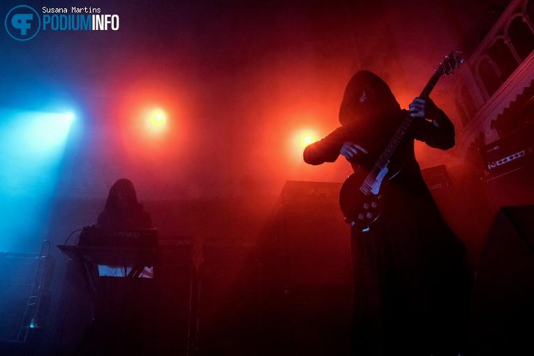 Sunn O))) op Sunn O))) - 04/03 - Paradiso foto
