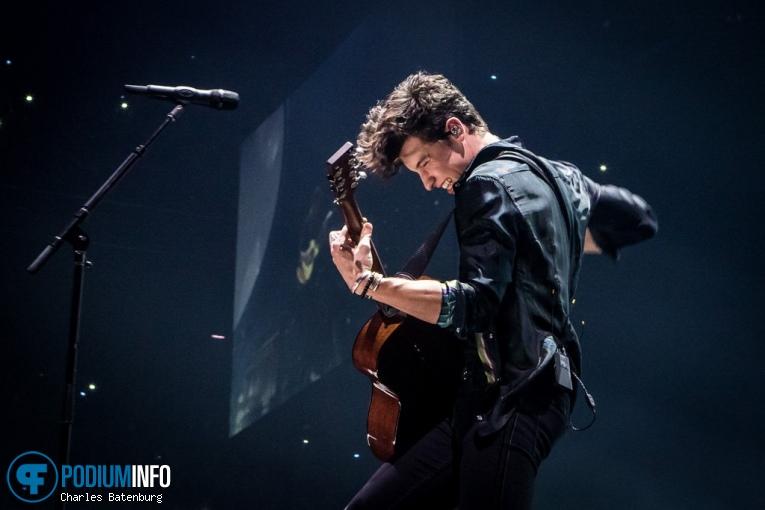 Foto Shawn Mendes op Shawn Mendes - 07/03 - Ziggo Dome