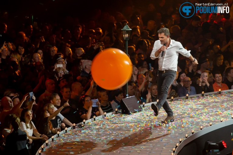 Nick & Simon op Holland zingt Hazes - 15/03 - Ziggo Dome foto
