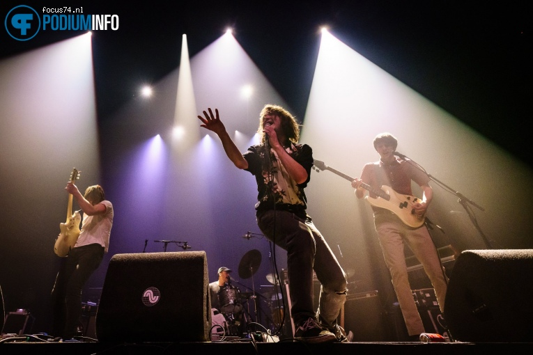 Mozes and the Firstborn op De Staat - 16/03 - AFAS Live foto