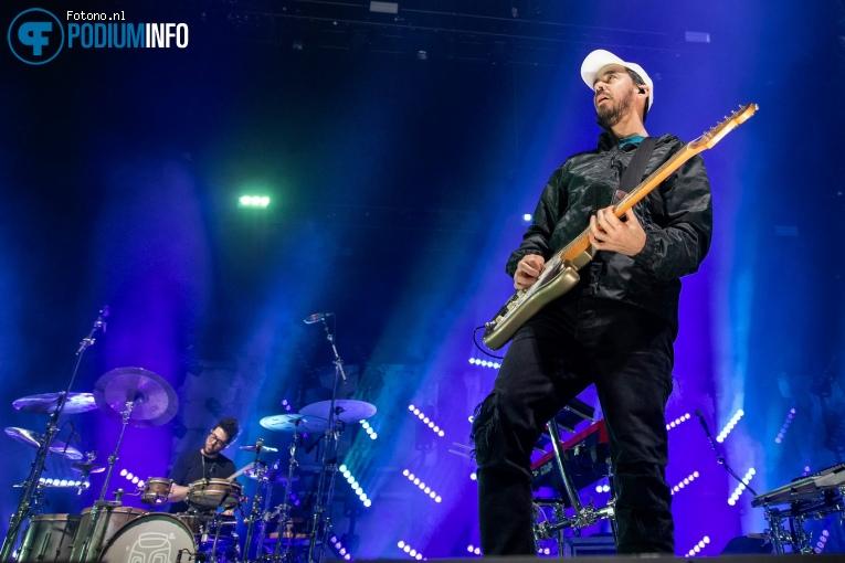 Foto Mike Shinoda op Mike Shinoda - 21/03 - AFAS Live