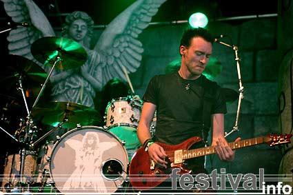 Foto Within Temptation op Dauwpop 2004