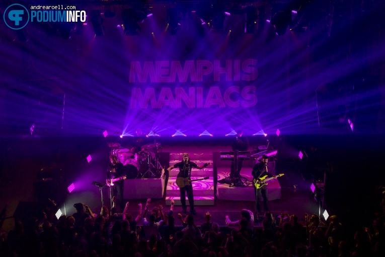 Memphis Maniacs op Memphis Maniacs - 05/04 - TivoliVredenburg foto