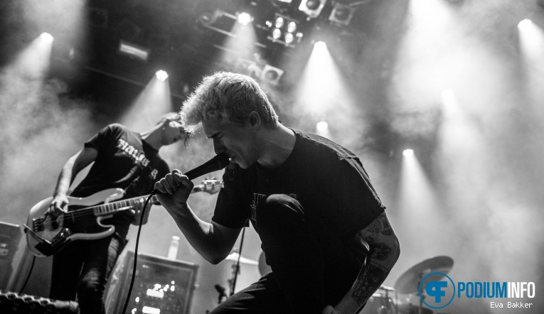 Foto Holding Absence op Being as an Ocean / Counterparts - 16/04 - Patronaat