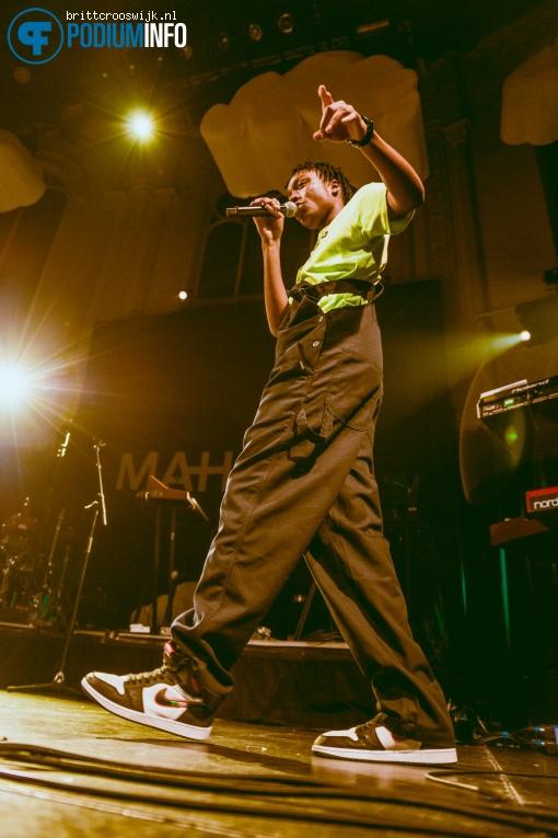 Jvck James op Mahalia - 17/04 - Paradiso foto