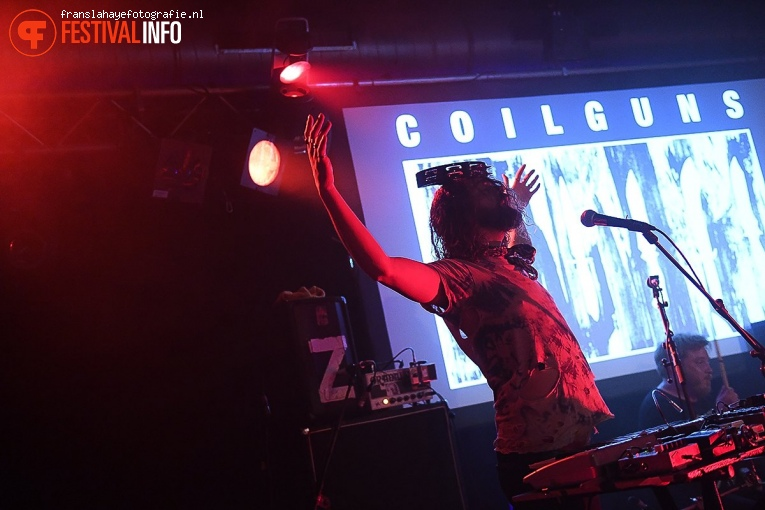 Foto Coilguns op Roadburn Festival 2019 - zondag