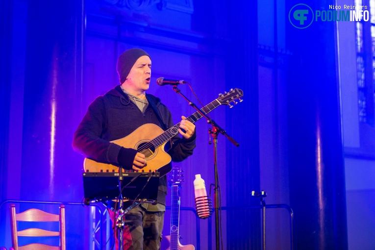 Foto Devin Townsend op Devin Townsend - 11/04 - Bavo kerk Haarlem