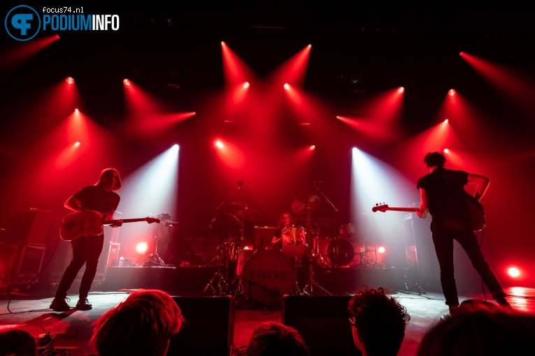 Foto The Pale White op Sam Fender - 18/04 - Doornroosje