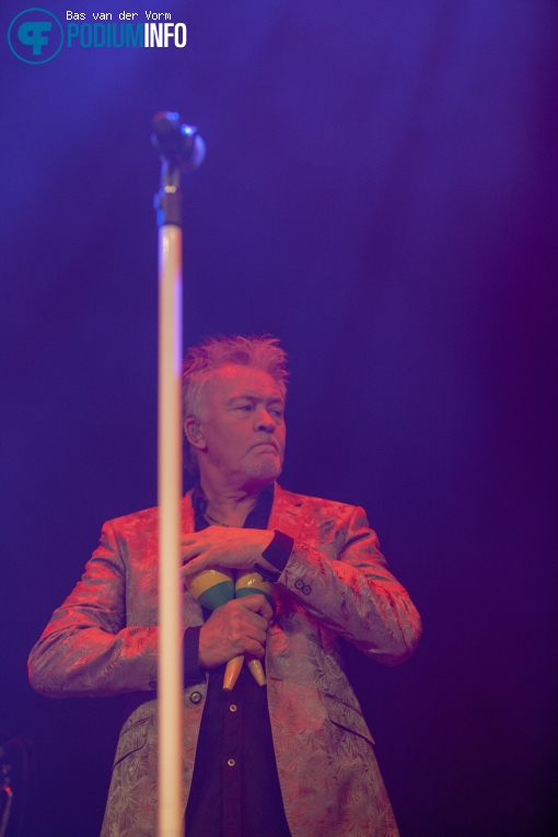 Paul Young op Paul Young - 20/04 - Metropool foto