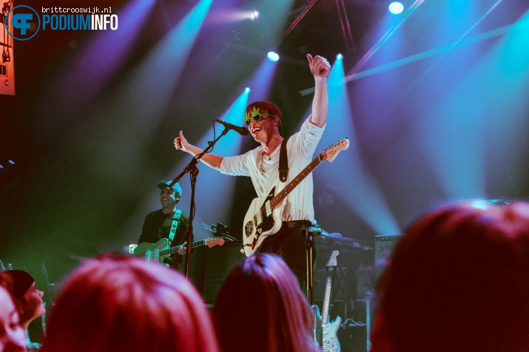 Sam Fender op Sam Fender - 20/04 - TivoliVredenburg foto