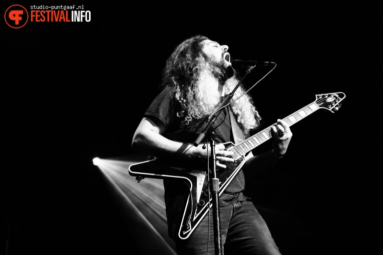 Foto Coheed and Cambria op Groezrock 2019
