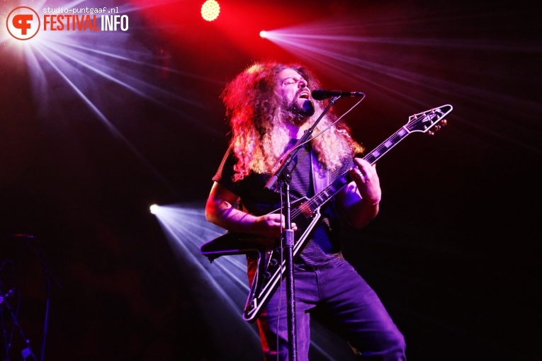 Coheed and Cambria op Groezrock 2019 foto