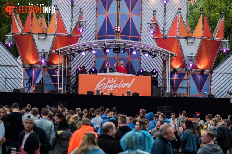 Dubvision op Kingsland Festival Twente 2019 foto