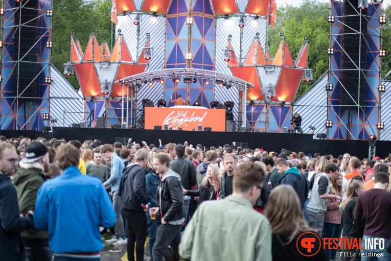 Jay Hardway op Kingsland Festival Twente 2019 foto