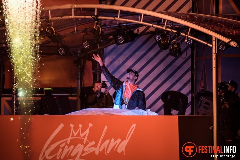 Afrojack op Kingsland Festival Twente 2019 foto