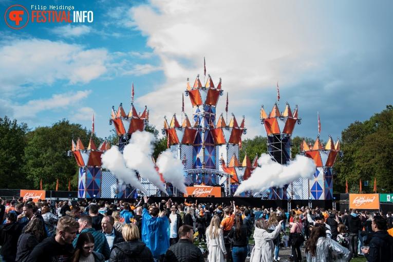 Blasterjaxx op Kingsland Festival Twente 2019 foto