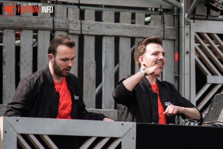 Primeshock op Kingsland Festival Twente 2019 foto