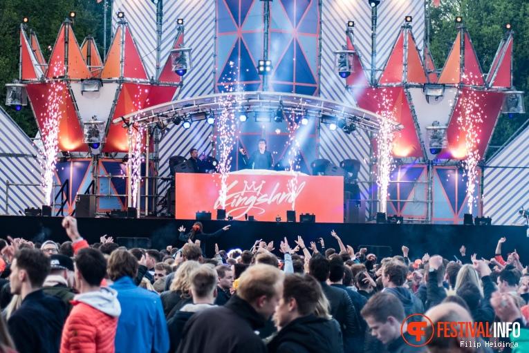 Mike Williams op Kingsland Festival Twente 2019 foto