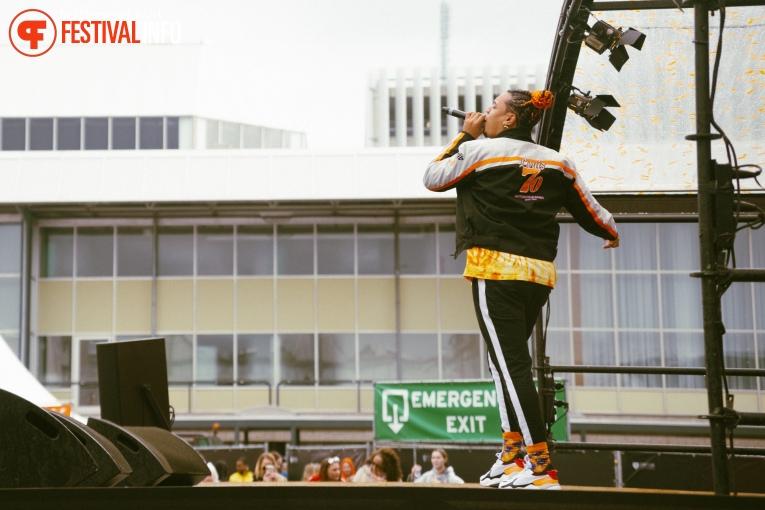 Freddy Moreira op Kingsland Festival Amsterdam 2019 foto