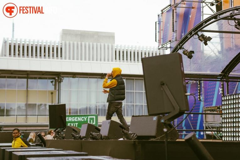 Josylvio op Kingsland Festival Amsterdam 2019 foto