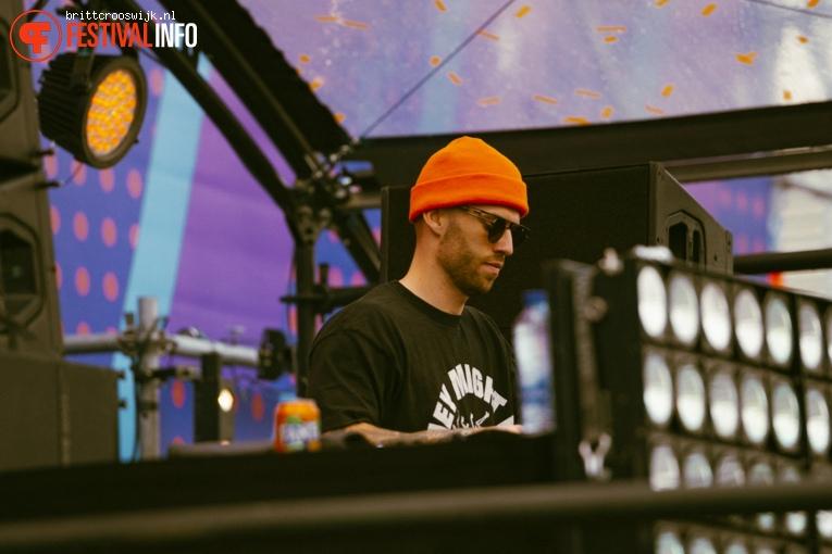 Johnny 500 op Kingsland Festival Amsterdam 2019 foto